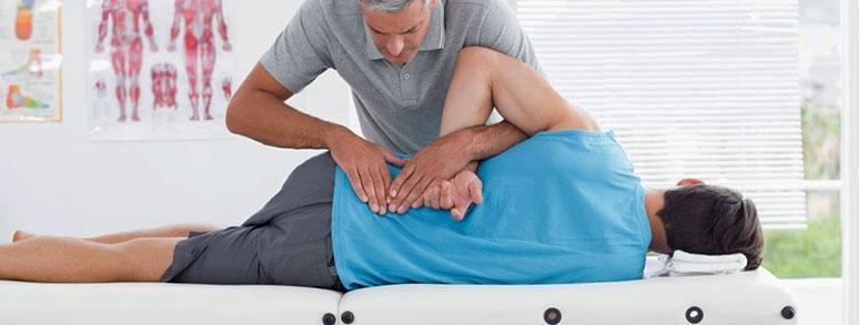 Rehabilitering och sjukgymnastik